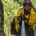 Controlan 9 incendios en las últimas 24 horas