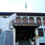 Día clave en el proceso electoral se vivirá en la Corte de Constitucionalidad